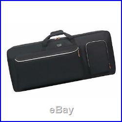 1pc Thicken 61 Key Keyboard Bag Waterproof Electronic Piano Cover Case Black