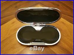 2016+ Bentley Bentayga Piano Black New Style Eyeglass Sunglass Case OEM TM