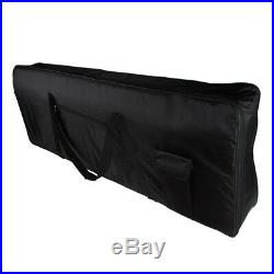 20X(Portable 76-Key Keyboard Electric Piano Padded Case Gig Bag Oxford Clot 4P2)