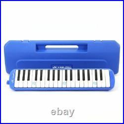 37 Piano Keys Keyboard Style Melodic With Hard Storage Case Organ Accordion