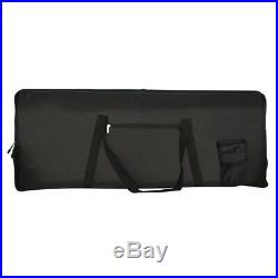 3XPortable 76-Key Keyboard Electric Piano Padded Case Gig Bag Oxford Cloth L3T1