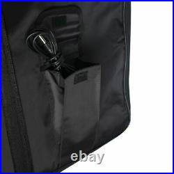 5XIRIN Waterproof Oxford Portable Woven Case Cover Case for 61 Piano Keyboard