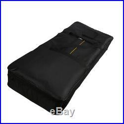 61 Keys Thick Padded Electronic Piano Keyboard Bag Waterproof Fabrics Carry Case