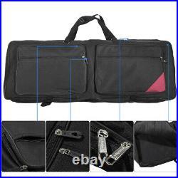 73-Key 76-Key Keyboard Electric Piano Organ Gig Bag Soft Case Durable O9W9