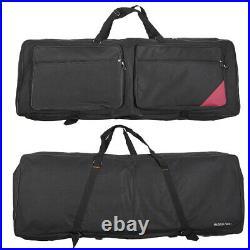 73-Key 76-Key Keyboard Electric Piano Soft Case Gig Bag PE Foam Padded D8N4