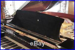 A 1997, Boston GP163 II grand piano for sale with a black case. 3 year warranty