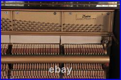 A 2000, Boston UP-132E Upright Piano with a Black Case. 3 Year Warranty