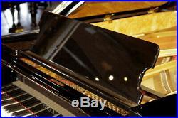 A 2006, Fazioli F212 grand piano with a black case. 3 year warranty