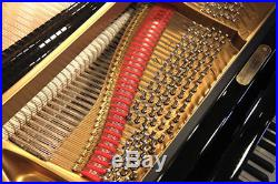 A 2013, Steinway Model B grand piano for sale with a black case. 3 year warranty