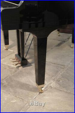 A 2013, Yamaha GB1 baby grand piano with a black case. 3 year warranty