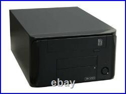 APEX SUPER CASE MI-008 BLACK PIANO METAL FINISH withPower Supply