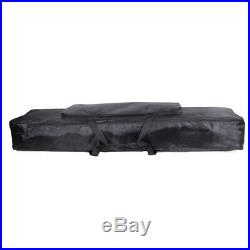 Adjustable 88 Keys Electric Piano Padded Case Musical Instrument Accessory