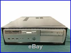 Antec Overture Piano Black Media Desktop Computer Steel Case Model LS728