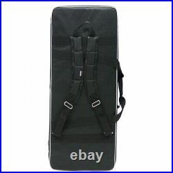 Attitude Busker Premium Keyboard Digital Piano Synth Gig Bag Case - Padded