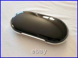 Bentley Bentayga Veneer Sunglasses Case Cup holder cover Piano Black Beluga