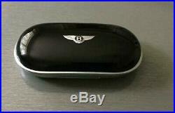Bentley Glasses Sunglasses Case PIANO BLACK