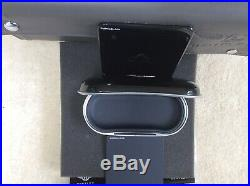 Bentley Glasses Sunglasses console Case Piano Black + Imperial Blue Interior