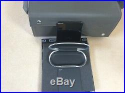 Bentley Glasses/Sunglasses console case Piano Black Black interior Excellent