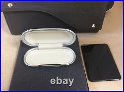 Bentley Glasses/Sunglasses console case Piano Black LINEN interior