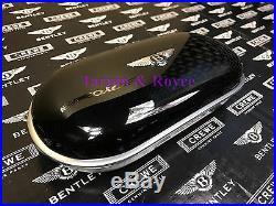 Bentley Sunglasses Case Spectacles Case Black Piano Wood Black insert Item#SN5