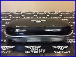 Bentley Sunglasses Case Spectacles Case Black Piano Wood, Dove Gray insert #B12