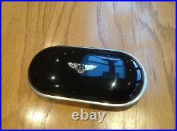 Bentley genuine glasses console case piano black