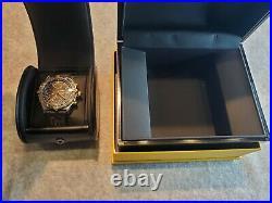 Breitling Premium Bakelite Watch presentation piano finish box case papers