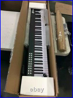 COSTWAY BX-II 88 Key Digital Piano Touch Bluetooth & MP3 w Case Pedal Charger