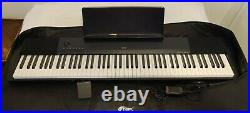 Casio CDP 120 Digital Piano 88 weighted keys with carrying case