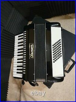 Chanson 48 Bass Piano Accordion
