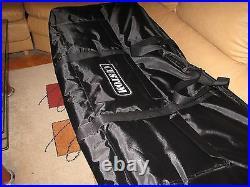 Custom padded soft-case travel bag for KORG M50 61-key keyboard M-50 M 50