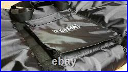 Custom padded travel bag soft case for ACCESS Virus POLAR synthesizer