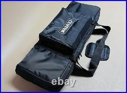 Custom padded travel bag soft case for Alesis Vortex Wireless 2 USB/MIDI Keytar