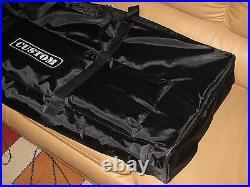 Custom padded travel bag soft case for KORG PA 3 X 61-key keyboard PA3X PA3 X