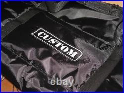 Custom padded travel bag soft-case for KORG PA 4 X 61-key keyboard PA4 X PA4-X