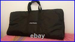Custom padded travel bag soft case for SOLARIS John Bowen design synth