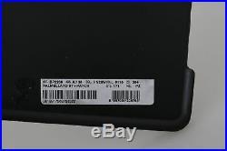 DOLCE & GABBANA Phone Case Cover Black Piano Polka Dot Logo Mini Tablet RRP $400