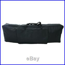 Durable 88 Key Digital Electric Piano Big Storage Case for Musical Lovers