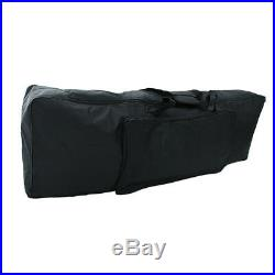 Durable 88 Key Digital Electric Piano Carry Big Storage Case for Musical