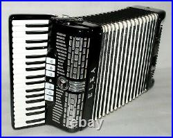 ELKA 96 BASS very rare Piano Accordion Akkordeon Fisarmonica very good