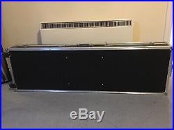Electric Piano Flight Case With Unlocked Combi Lock