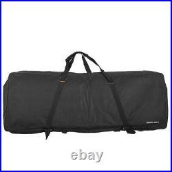 Electric Piano Organ Gig Bag Soft Case for 73-Key 76-Key Keyboard 600D R8I6