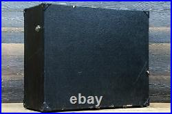Excelsior 120-Bass 41-Key 6-Treble Switches Black Piano Accordion withCase #27012