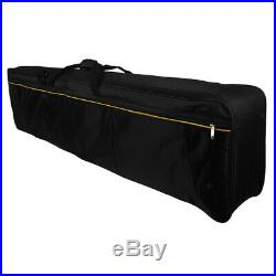 Fashionable 88 Keys Electronic Keyboard Electric Piano Organ Gig Bag Case