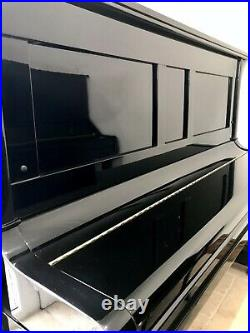 Fully Restored Apollo Bright Black Panelled Case