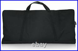 Gator Cases Light Duty Keyboard Bag for 61 Note Keyboards and Electric Pianos
