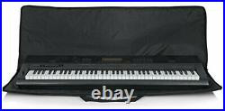 Gator Cases Light Duty Keyboard Bag for 76 Note Keyboards and Electric Pianos