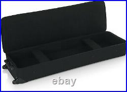 Gator Gk-88 Slimline 88 Key Piano Gig Wheels Bag-case Mint Condition