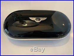 Genuine Bentley Glasses/Sunglasses Case Piano Black Finish