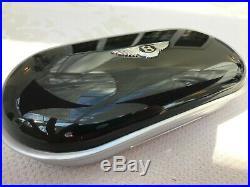 Genuine Bentley Glasses Sunglasses Case Piano Black Finish